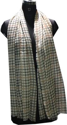 Selfiwear Wool Checkered Men's Shawl