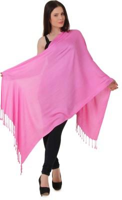 RoseBella Viscose Solid Women's Shawl