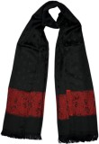 Parvin Silk Solid Women's Shawl