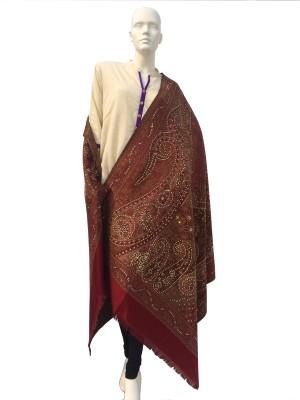 Jupi Wool, Pashmina Floral Print Women's Shawl