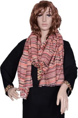 Kinari Pashmina Striped Women's Shawl