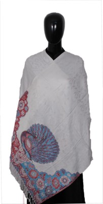 STV Viscose Embellished Women's Shawl