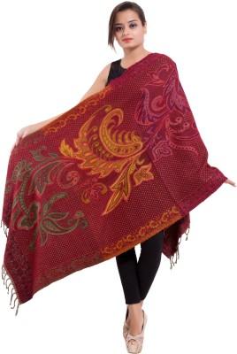 Shiva Wool Printed Women's Shawl