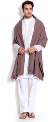 Fedrigo Wool Solid Men's Shawl