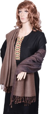 Kinari Pashmina Solid Women's Shawl