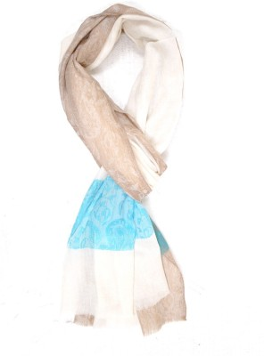 Elabore Cashmere Self Design Women's Shawl