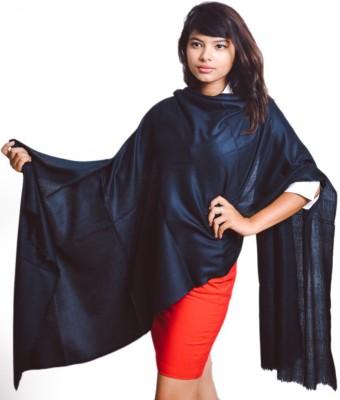 Guffa Pashmina Stole Pashmina Solid Women's Shawl
