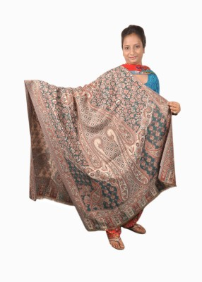 GopalClothDesigner Cashmere Self Design Women's Shawl