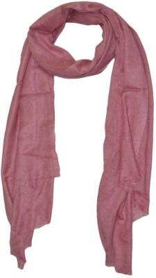 Sakura Modal, Wool Solid Women's Shawl