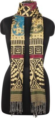 Shawls Of India Viscose Embroidered Women,s Shawl