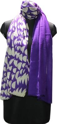 Selfiwear Wool Printed Women's Shawl