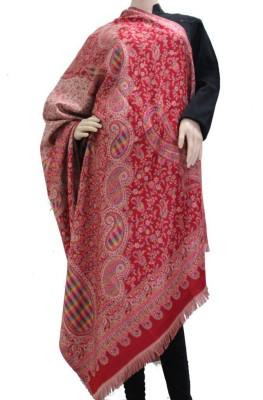 Matelco Viscose Floral Print Women's Shawl