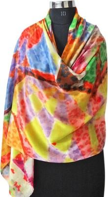 Forever 18 Pashmina Geometric Print Women's Shawl