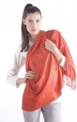 Anuze Fashions Viscose Solid Women,s Shawl