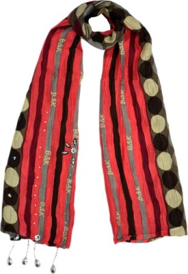 Parvin Poly Cotton Printed Women's Shawl