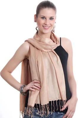 Anuze Fashions Plain Viscose Solid Women...