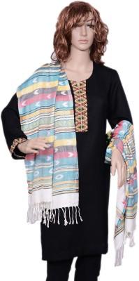 Kinari Viscose Embroidered Women's Shawl