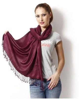 Anuze Fashions Plain Viscose Solid Women,s Shawl