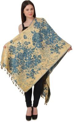 RoseBella Woven Wool Women's Stole