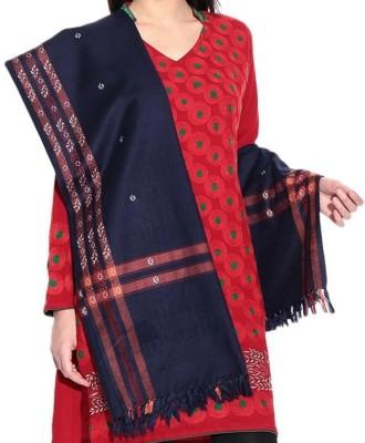 Weavers Villa Wool Woven Womens Shawl