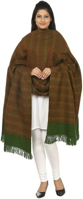 Fashion Cult Wool Woven Women,s Shawl