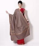 Royal Kashmir Wool Floral Print Women's ...