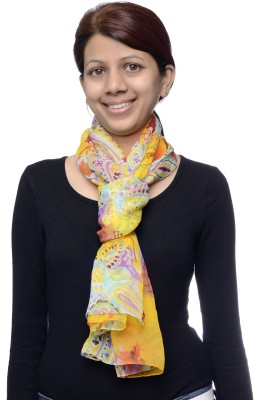 cheery faishon Polyester Floral Print Women's Shawl