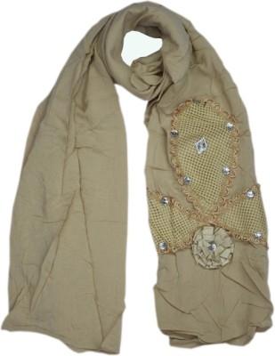 Parvin Cotton Applique Women's Shawl