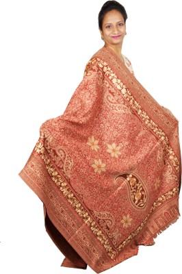 Gopal Cloth Designer Cashmere Embroidered Women's Shawl