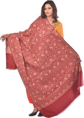 Weavers Villa Acrylic Woven Women's Shawl
