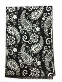 The Vatican Viscose Paisley Women's Shaw...