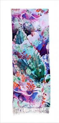 Enigma Viscose Floral Print Women's Shawl