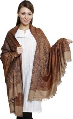 Uniscarf Wool Printed Women's Shawl