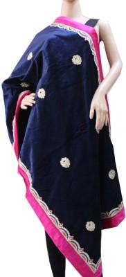 Matelco Velvet Embroidered Women's Shawl