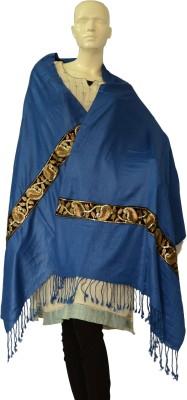 Jupi Pashmina, Viscose Embroidered Women's Shawl