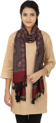 Figaro Modish Appeal Viscose Woven Women's Shawl