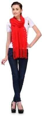 Fashion Cult Wool Self Design Women,s Shawl