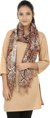 Figaro Stylish Appeal Viscose Woven Women's Shawl