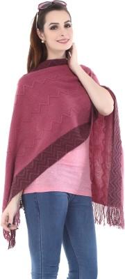 City chic Polyester Self Design Women's Shawl