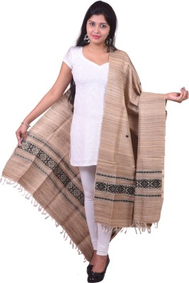Kaarubaki FT0001 Silk Woven Women's Shawl