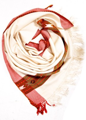 Elabore Wool Woven Women's Shawl