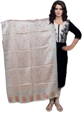 IndiStar Viscose Floral Print Women's Shawl