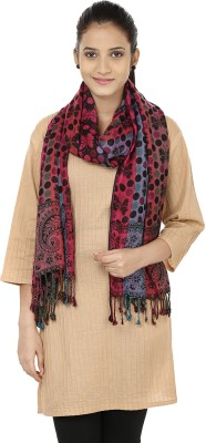 Figaro Modish Charm Viscose Woven Women's Shawl