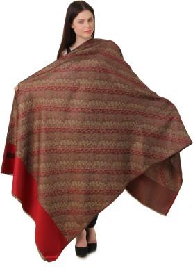RoseBella Wool Printed Women's Shawl