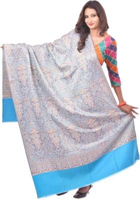 Weavers Villa Wool Woven Women's Shawl