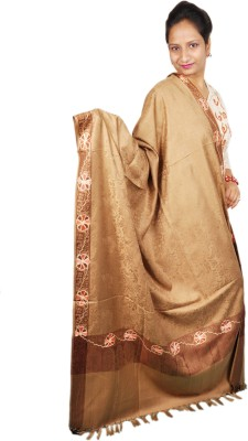 Gopal Cloth Designer Cashmere Embroidered Women's Shawl