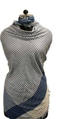 Belleziya Viscose Checkered Women's Shawl