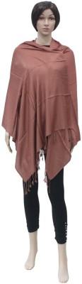 Romano Wool Solid Women's Shawl
