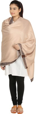 Hashcart Polyester, Viscose Solid Women's Shawl