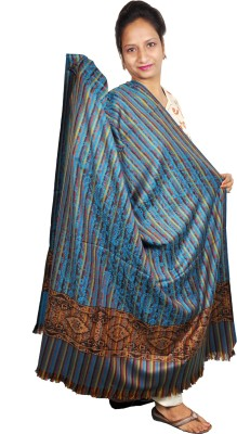Gopal Cloth Designer Cashmere Self Design Women's Shawl